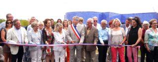 inauguration creche - 13 06 2015