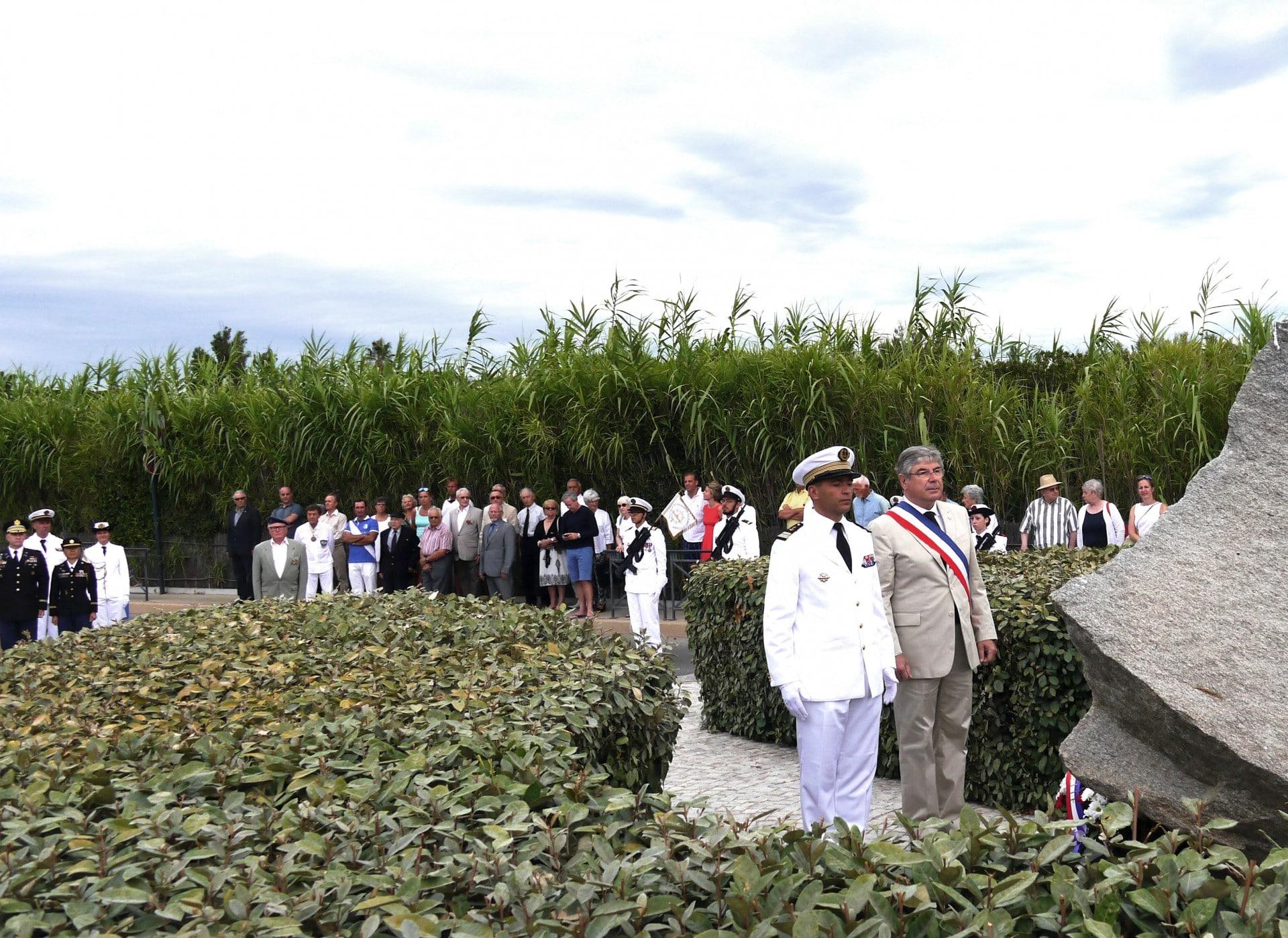 ceremonie 15 aout - Patch - F.Ba.