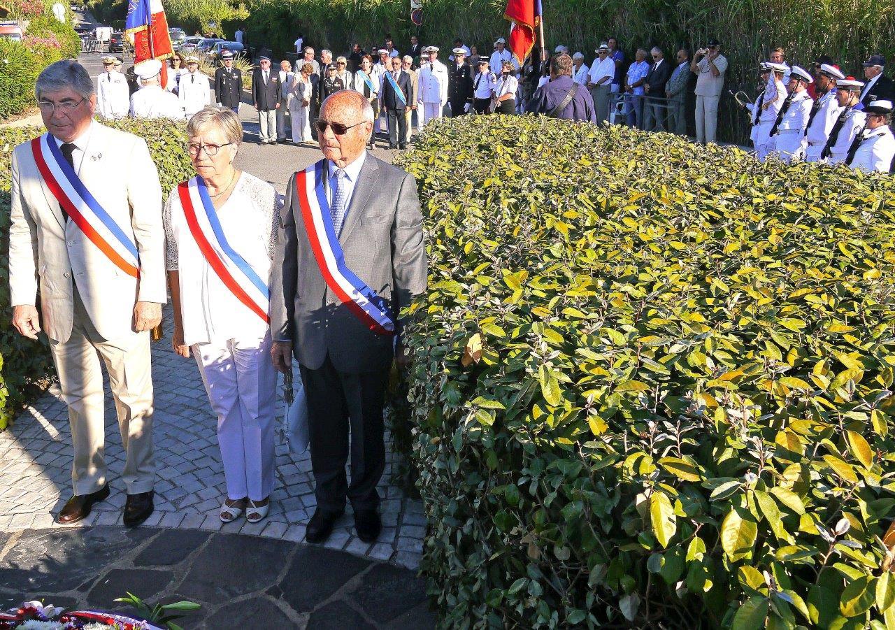 ceremonie 15 aout - F.Ba.