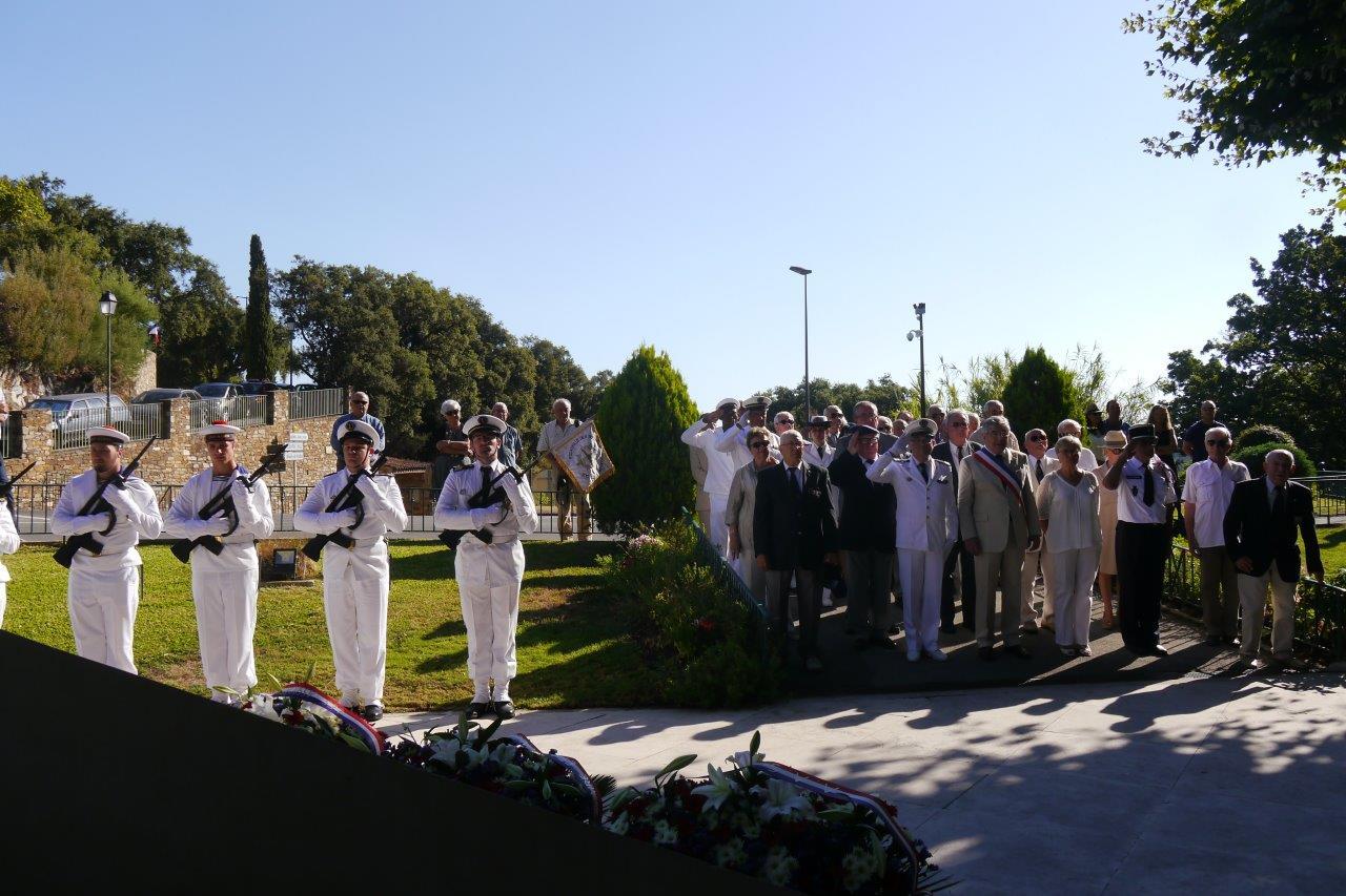 ceremonie Memorial ASSDN