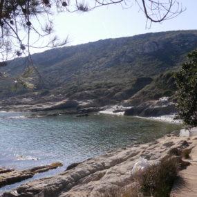 sentier du littoral rouvert – F.Ba.